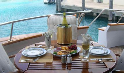 Captivator Charter Yacht - 3