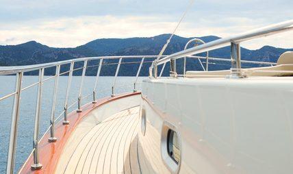 Babosch Charter Yacht - 2
