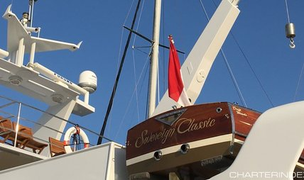 Sovereign Lady Charter Yacht - 8