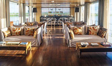 Aria Amazon Charter Yacht - 7
