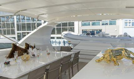 Sea Jaguar Charter Yacht - 3