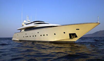 Marnaya Charter Yacht