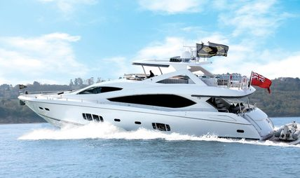 Veuve Charter Yacht