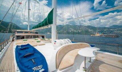 Sadri Usta 1 Charter Yacht - 2