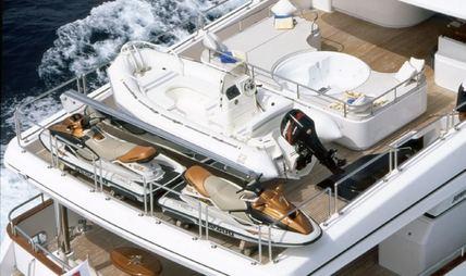 Wheels I Charter Yacht - 6