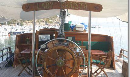Lady Christa Charter Yacht - 3
