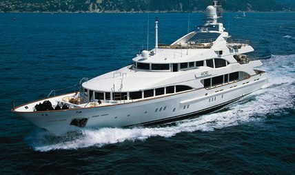More Charter Yacht