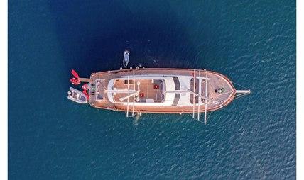 Queen of Makri Charter Yacht - 5