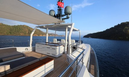 Only Now Charter Yacht - 4