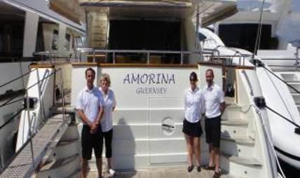 Amorina Charter Yacht - 3