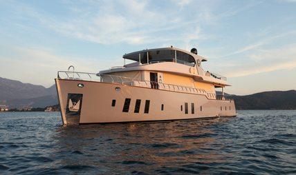 Simay F Charter Yacht