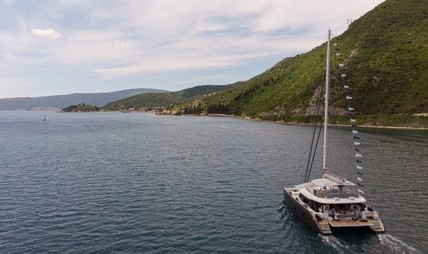 Gyrfalcon Charter Yacht - 5