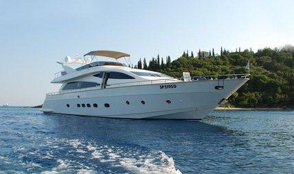 Amer-Ica Charter Yacht