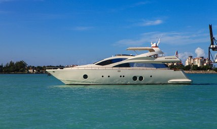 Blue Ocean Charter Yacht