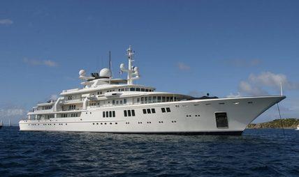 Tatoosh Charter Yacht