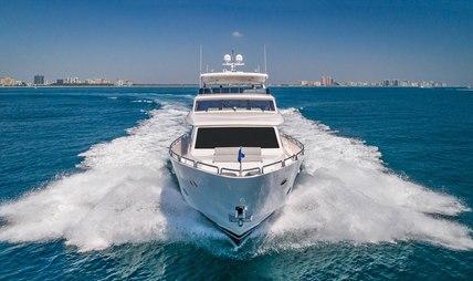 Second Amendment Charter Yacht - 2