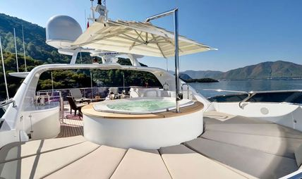 Quest R Charter Yacht - 2