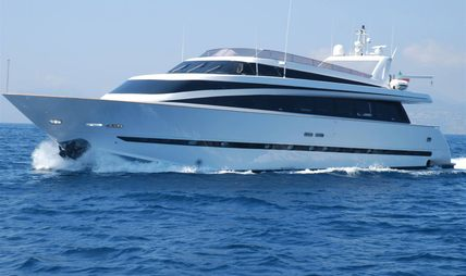 Chamade Charter Yacht