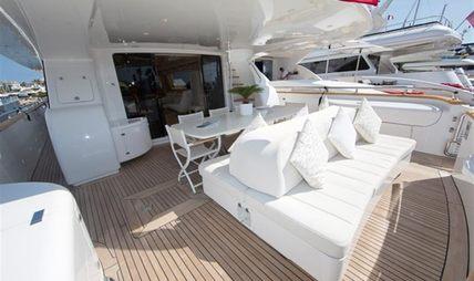 Tuscan Sun Charter Yacht - 5