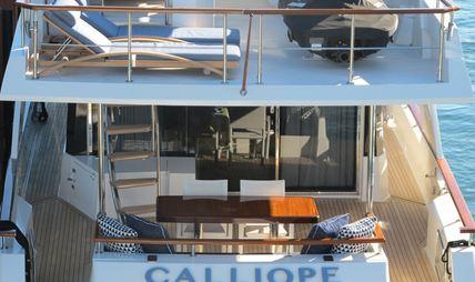 Calliope Charter Yacht - 8