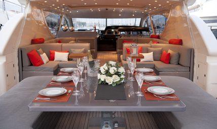 Cristal 1 Charter Yacht - 2