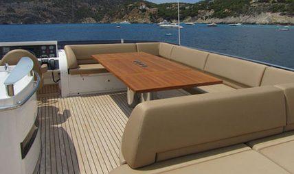 Euphoria of London Charter Yacht - 4