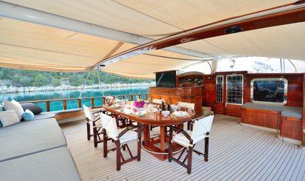Cobra King Charter Yacht - 4