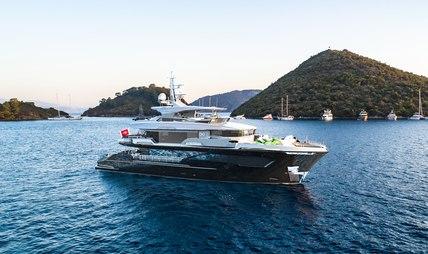 Infinity Nine Charter Yacht - 4