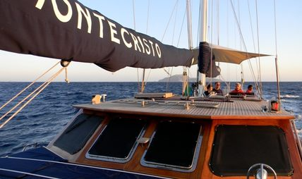 Montecristo Charter Yacht - 2