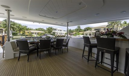 Something Southern Charter Yacht - 3