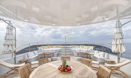 Baron Trenck Charter Yacht - 4