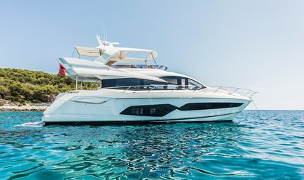 Hunky Dory Of Charter Yacht