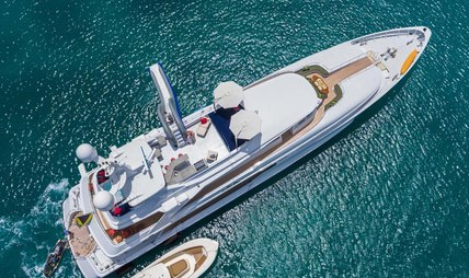 At Last Charter Yacht - 8