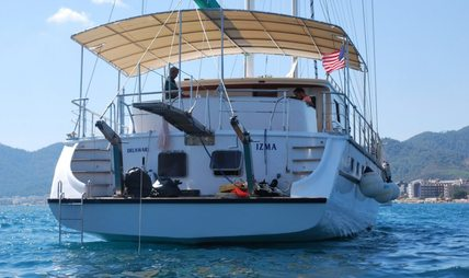 Izma Charter Yacht - 2