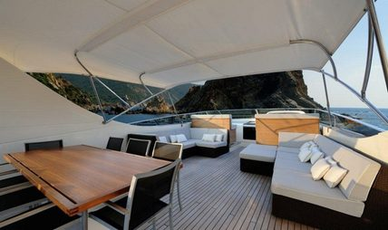 Bertona III Charter Yacht - 4