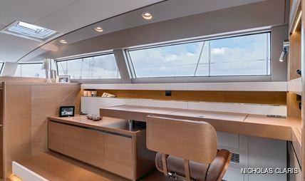 J Six Charter Yacht - 8