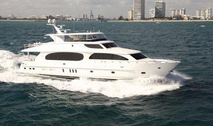 Carbon Copy Charter Yacht