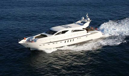 Aleon Charter Yacht