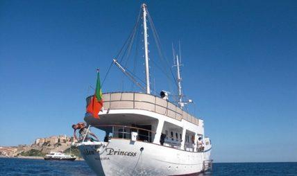 Golden Princess Charter Yacht - 5