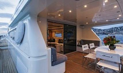 Pikes Peak Charter Yacht - 4