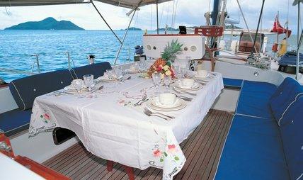 High Aspect Charter Yacht - 5