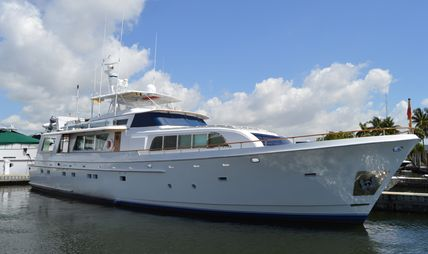 Mobjack Charter Yacht