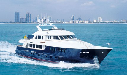 Child's Play Charter Yacht