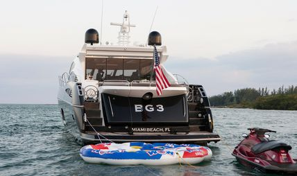 BG3 Charter Yacht - 3