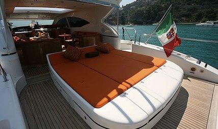 Aspra 38 Charter Yacht - 3