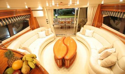 Vogue of Monaco Charter Yacht - 8