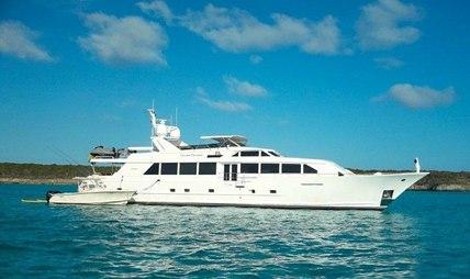 Lucky Stars Charter Yacht