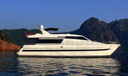 Lolea Charter Yacht