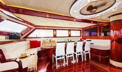 Perla Del Mar II Charter Yacht - 6