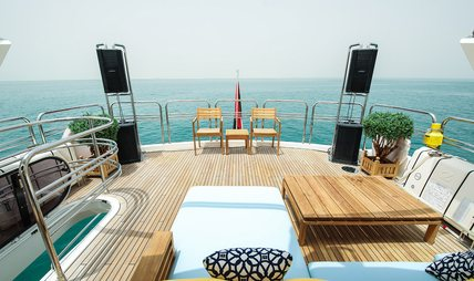 Notorious Charter Yacht - 4